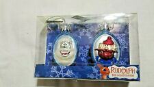 Rudolph the Red Noise Reindeer Series/Glass Ornaments Abominable Snow man