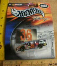 Hot Wheels 2002 NASCAR Halloween M&M's car B1300 #36 Ken Schrader Pontiac 1:64