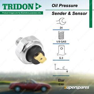Tridon Oil Pressure Light Switch for Daewoo Matiz M100 M150 0.8L F8CV