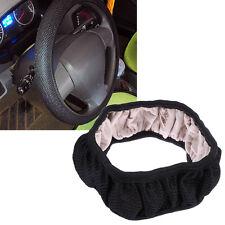 Anti-slip Handbrake Auto Car Steering Wheel Cover Cars Steering Black Universal