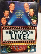 Monty Python Live - John Cleese, Terry Gilliam   ~ SEALED