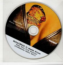 (GU483) Outsiders ft Amanda Wilson, Keep This Fire Burning - DJ CD