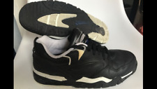 LA GEAR CATAPULT LOW BLACK LEATHER sz 9.5 us / 43 eu OG 1991 MINT ULTRA RARE