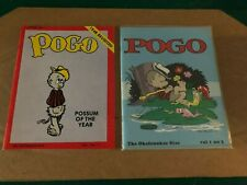 6 issues Walt Kelly's Pogo, Okefenokee Star