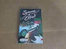 SUCCESS N EFFECT ULTIMATE DRIVE BY  FACTORY SEALED CASSETTE SINGLE C8