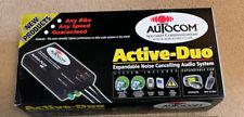 Autocom Active Duo rider/passenger motorcycle intercom system
