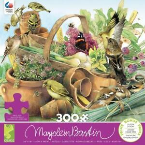 CEACO JIGSAW PUZZLE CLAY POTS MARJOLEIN BASTIN 300 PCS #2236-12