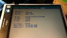 """Fujitsu Stylistic C2D ST5112 12"""" 1.2GHz U2500 1GB RAM Tablet With Caddiy"""