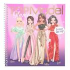 Top Model Dress Me Up GLAMOUR Fun Sticker Book & Colouring Pages - 11597