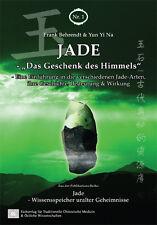 """NEU: Jade """"Das Geschenk des Himmels"""" WERTVOLLES WISSEN!"""