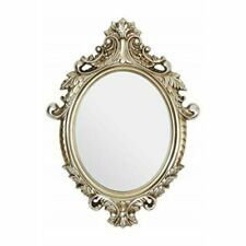 Gold Oval Decorative Mirrors For Sale Ebay