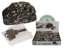 Plastic Key Storage Box - Rock Key Holder - Camouflage Outdoor