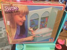 Vintage 1975 Barbie Doll BEAUTY BATH Playset INCOMPLETE 9223 Mattel Original Box