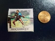 New listing Jean-Philippe Gatien Table Tennis Ping Pong Olympics 2010 Mocambique Stamp