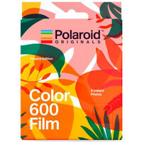 Polaroid Originals 600 Tipo Color Instax Película Tropics Edición Película