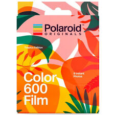 Polaroid Originals 600 Type Colour Instant Film TROPICS EDITION Film