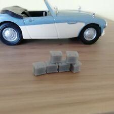 12v car battery 1:43 scale set of 10