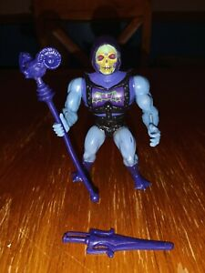 MOTU Vintage Battle Armor Skeletor 1983 Complete Masters Of The Universe He-Man