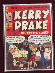 KERRY DRAKE 9 Professionally Graded VG 4.0