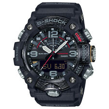 CASIO G-Shock GG-B100-1A Black Mudmaster Carbon Core Bluetooth Watch New