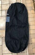Black Nylon Datrek Golf Club Carry Travel Tote Zipper Bag