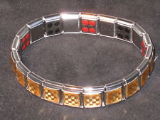 Germanium Scalar Energy Zero Point  FIR -Ions  Bracelet