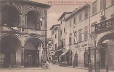 FIGLINE VALDARNO - Piazza Marsilio - Caffè Morelli 1925