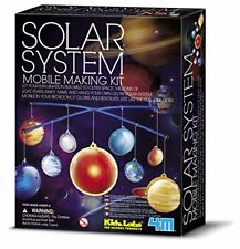 Glow-In-The-Dark Solar System Mobile Kid Wall Ceiling Decor Child Room Gift