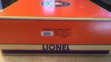 Lionel 6-29061 Madison Penn 4 Pack,Andew Jackson,Chris Columbus,Indian Point, Et