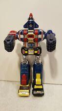 "Vintage 1984 Bandai VOLTRON Dairugger GB-75 6"" Diecast Toy Robot Japan"