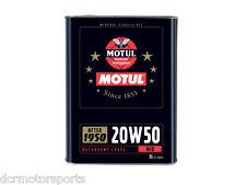 Huile Moteur Motul Classic 20W50 2L *Livraison Express*