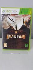 History Legend of War Xbox 360 Fast Post Christmas Birthday Gift
