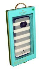 Samsung Galaxy S7 Case Kate Spade New York Designer Hardback Stripe Cover NEW