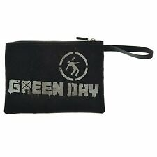 Green Day Bag Handbag Pencil case Cosmetic Purse Pouch Wallet 234