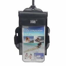 Funda Bolsa Estanca Impermeable Sumergible Brazalete PVC para Movil Camara