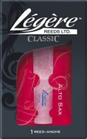 Legere Classic Synthetic Alto Saxophone Reed - 1 Reed