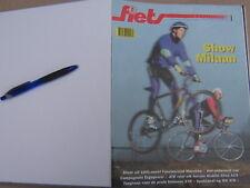"""Jaargang """"FIETS""""  RACE EN MTB, CROSS, MOUNTAINBIKE, etc 10 x 1992"""