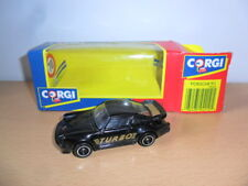 CORGI 94310 Porsche 911 - Black Body, Mint and Boxed
