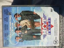 HOT SHOTS CHARLIE SHEEN,CARY ELWES LLOYD BRIDGES DVD M R4
