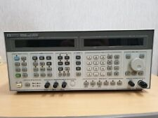 Agilent HP 8664A Signal Generator with calibration ISO17025