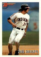1993 Bowman Baseball Cards 501-708 +Rookies (A0118) - You Pick - 10+ FREE SHIP