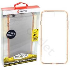 Griffin Sobreviviente Transparente Carcasa Funda para Iphone 8 Plus / 7 / 6 6s+