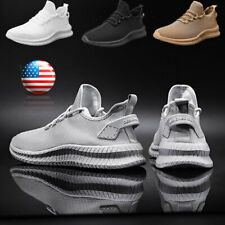 Running Casual Shoes Men's Outdoor Athletic Jogging Sports Tennis Sneakers Gym