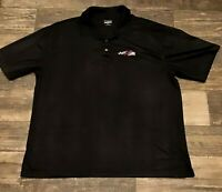 Joe Gibbs Racing Team Issued Toyota Polo NASCAR Busch Truex Hamlin Size 2XT