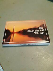 2020 us mint proof set