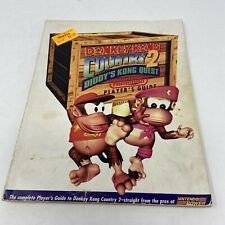 Donkey Kong Country 2 (SNES) Official Nintendo Power Player's Guide