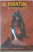 PHANTOM STARKILLER 1 ASHCAN NM+ Black Caravan Comics Scout Comics