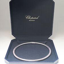 """Chopard """"les chaines cliquet"""" Collier Chaîne 750/18k or 44,0 cm 88,4 G"""