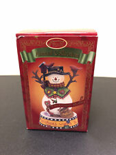 Christmas Warms the Heart Annual Collection The San Francisco Music Box &Gift co