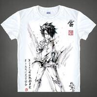 The Promised Neverland Ray Unisex T-shirt Cosplay White Tee Otaku S-3XL#AL1865